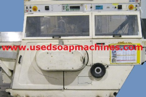 ACMA 330 soap cartoning machine