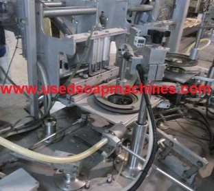 GUERZE CE-50 soap wrapping machine