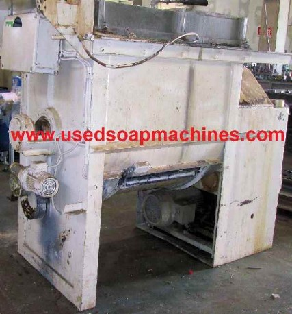 Soap Mixer for Soap Noodles